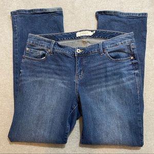 Torrid bootcut jeans 16r